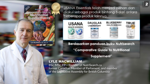 Nutritional Supplements - Lyle Macwilliam