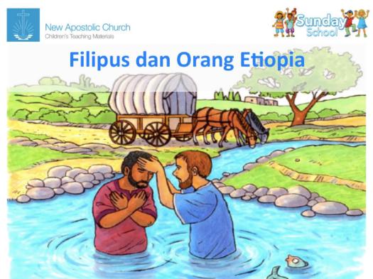 Filipus dan Orang Etiopia